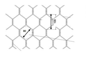 mesh-wire